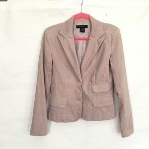 Calvin Klein Jeans Blazer Jacket in Velvet